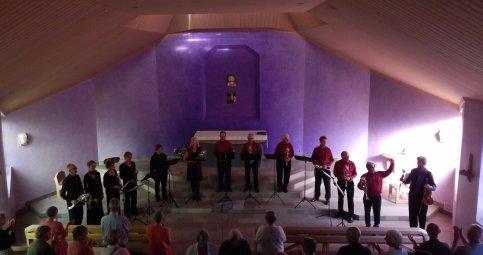 Concert Valborg Ensemble In Zeist